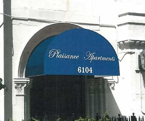 Community Signage, Plaisance Apartments