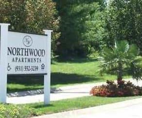Community Signage, Northwoods