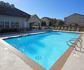 Pool, Bayou Reserve