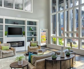 Living Room, Arrive Perimeter