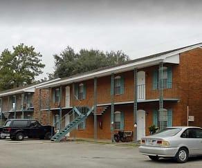Building, Jeff Davis Apartments