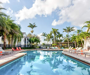 Pool, Centro at Davie by ARIUM