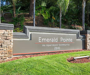 Community Signage, Emerald Pointe
