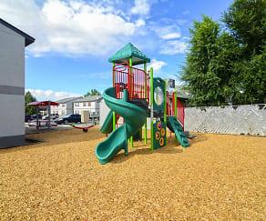 Playground, Eaton Village