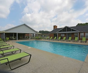 Pool, Arbor Village