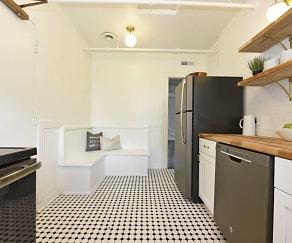 Kitchen, Belvedere