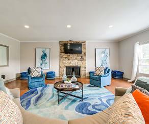 Living Room, Cedar Run