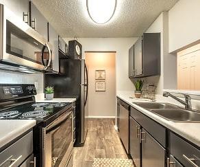 Kitchen, The Lane At Towne Crossing