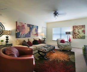 Living Room, Fairways at Nutters Chapel