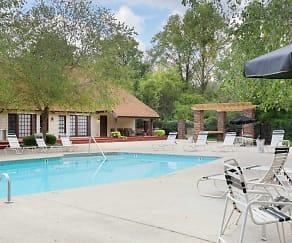 Pool, Bradford Woods