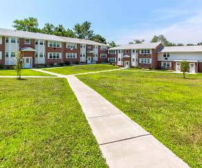 Building, Vernon Gardens Apartments