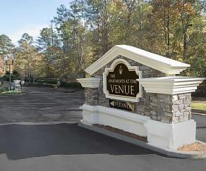 Community Signage, Apartments at the Venue - Verandas Phase