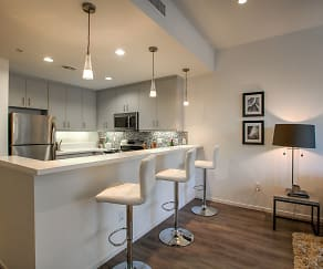 Modern Kitchen with Breakfast Bar, Legendary Glendale