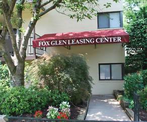 Community Signage, Fox Glen