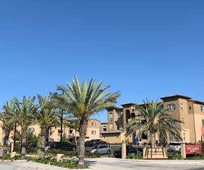 Community Signage, Santa Barbara Apartments