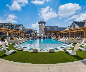 Pool, Bexley at WestRidge