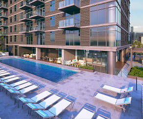 Pool, 1200 Broadway