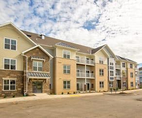 Building, 1 Glenn Place