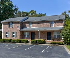 Building, Eagles Crest at Durrett Apartments