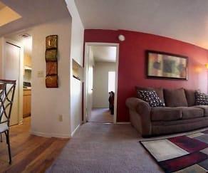 Living Room, Puesta Del Sol