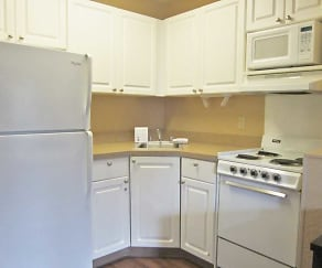 Kitchen, Furnished Studio - Seattle - Everett - Silverlake