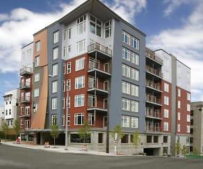 Building, Hanna Heights
