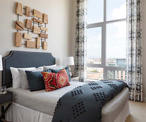 Bedroom, Liberty Harbor East