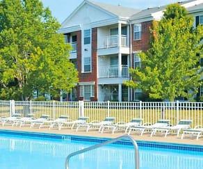 Pool, Cherry Tree Village