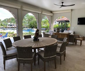 Dining Room, 1001 Coconut Dr