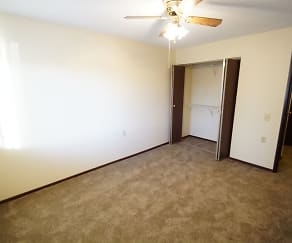 Ample closet space., Northern Oaks Apartments