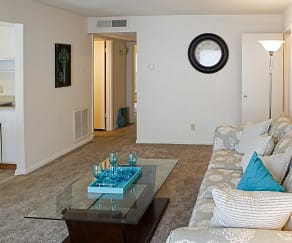 Living Room, The Colony/Turtle Creek