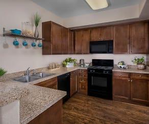 Kitchen, Jamboree Townhomes