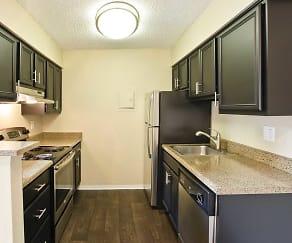 Kitchen, Cleo Apartments