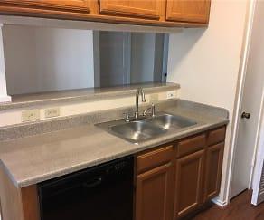 Kitchen, 4113 Esters Rd Apt 611