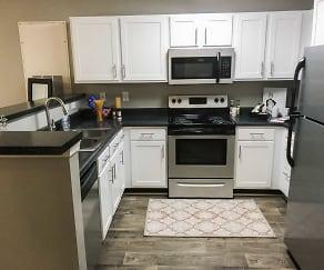 Kitchen, Spring Forest at Deerfield