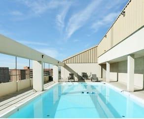 Pool, Blair Tower at Lennox Midtown