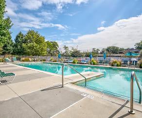 Pool, Village Park of Hoffman Estates