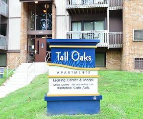 Building, Tall Oaks