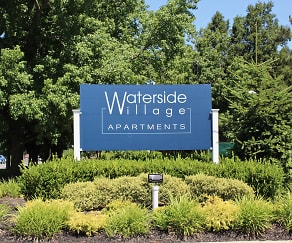 Community Signage, Waterside Village