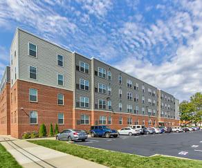 Building, 345 Flats