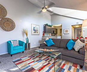 Living Room, Boulevard @ 4201