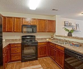 Kitchen, Stone Ridge Apartments