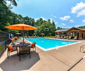 Pool, The Fairways at Peachtree City