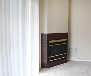 Interior-Living Room, Pebble Creek Apartments