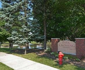 Community Signage, Park Crossing Apartments