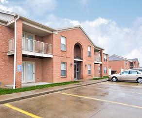 Building, Windridge Apartments
