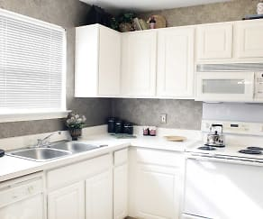 Kitchen, Briarcliff Village