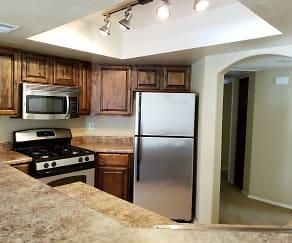 Kitchen, San Montego Luxury Apartments
