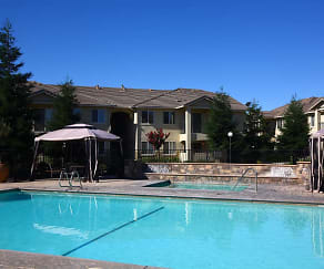 Pool, Village Terrace Apartments