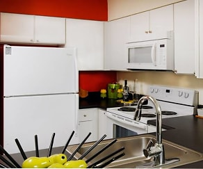 Kitchen, AVA Ballston